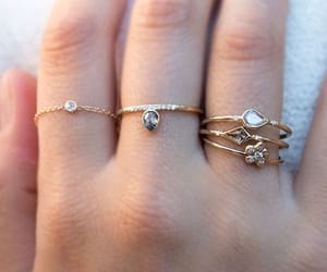 acessories, rings, and inspiration image