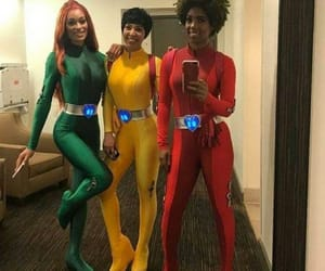 cosplay and totally spies image