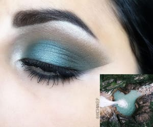 eyeshadow, inspiracion, and maquillaje image