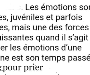 emotions, force, and francais image