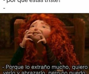 mucho, no, and triste image