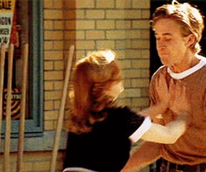 the notebook, love, and gif image