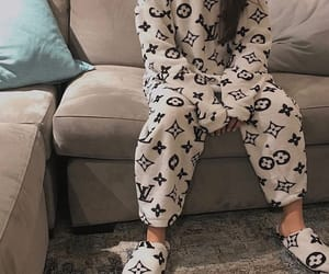 cozy, pajama, and slippers image