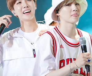 bts, jhope, and suga image