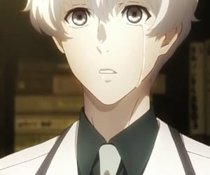 anime, tokyoghoul, and tokyoghoulre image