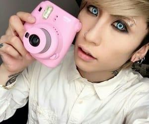 blue eyes, boy, and japan image