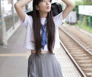 japanese, モデル, and 青春 image