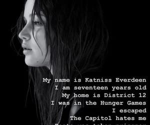 katniss everdeen, katniss, and mockingjay image