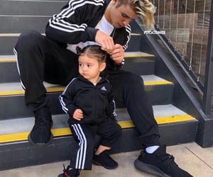daughter, father, and justin bieber image