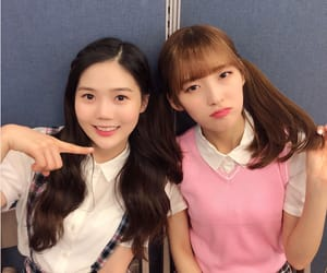 arin, oh my girl, and hyojung image