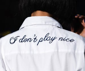 fashion, quotes, and shirt image