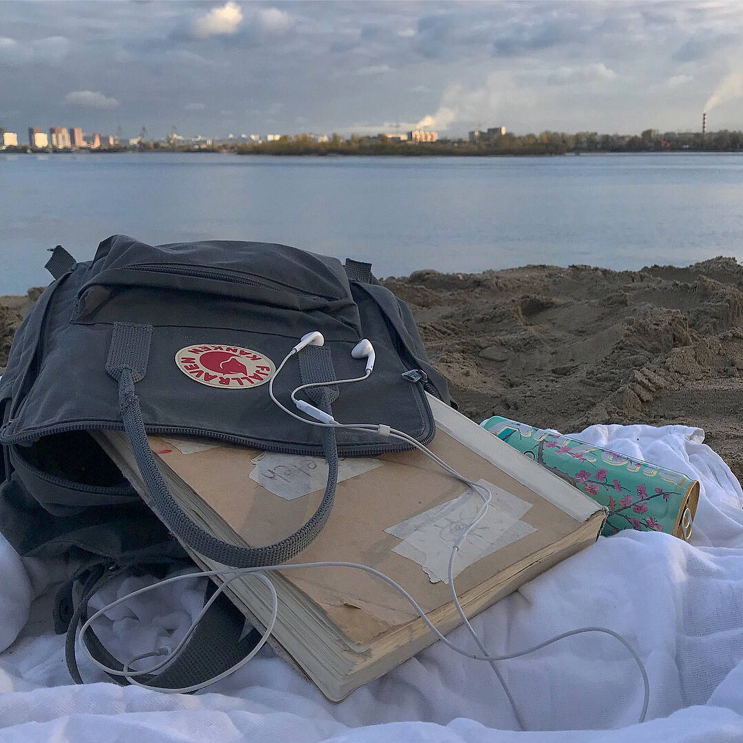 aesthetic, beach, and kanken image