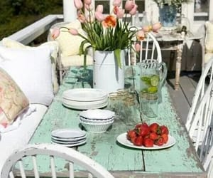 country living, interior decorating, and farmhouse image