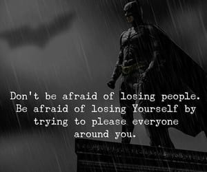 batman, quotes, and tough image