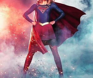 DC, kara, and Supergirl image