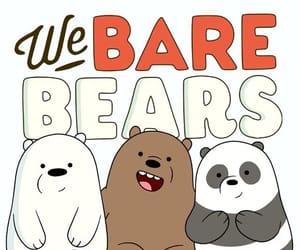 bears, cartoon, and kawai image