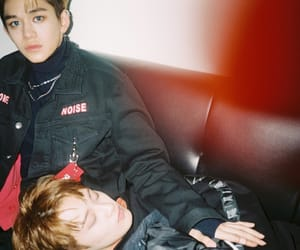 lucas, nct, and mark image
