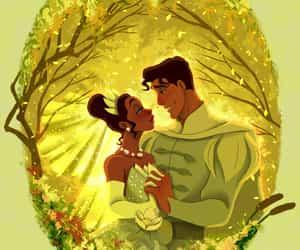 disney, princess and the frog, and naveen image