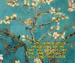 van gogh, art, and wallpaper image