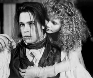 brad pitt, 90s, and Interview with the Vampire image