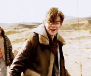gif, newt, and thomas sangster image
