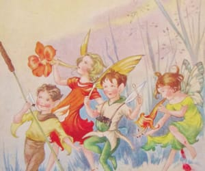 butterfly, Fairies, and pixie dust image
