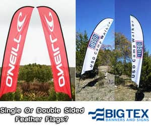 flag banners, custom feather flags, and banner flags image