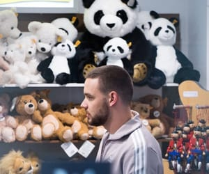 pap and liam payne image