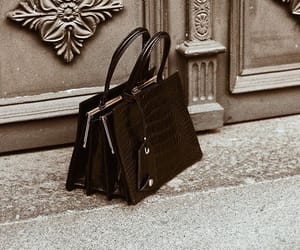 bags, fashion, and style image
