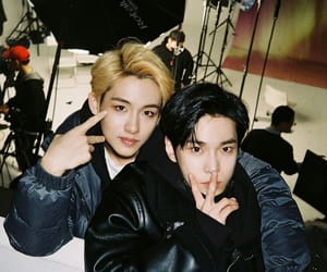 winwin, neo culture technology, and nct 127 image