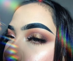 glow, fleeky, and makeup image
