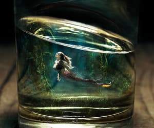fantasy and mermaid image