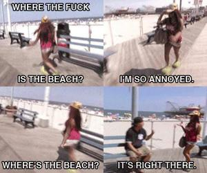 jersey shore, beach, and snooki image