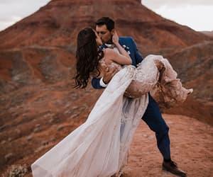 adventure, beautiful, and bride image