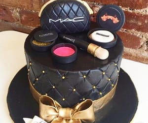 cake, food, and mac image