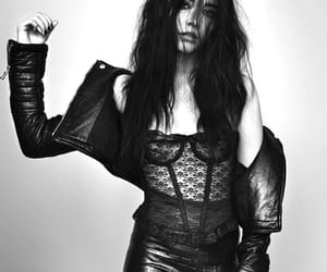 fashion, lace, and leather image