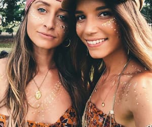 beauties, pretty, and coachella image