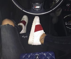 shoes sneakers, outfit clothes, and goal goals life image