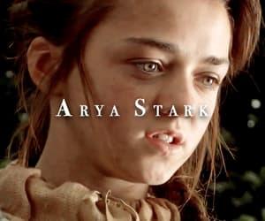 gif, pretty, and arya stark image