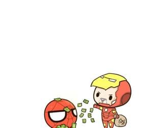 iron man and Marvel image
