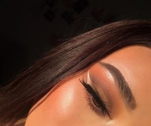 beautiful, femme, and maquillage image