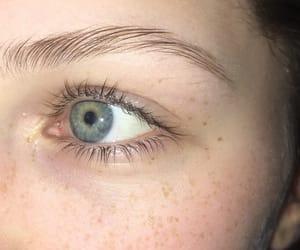 blue, face, and eye image