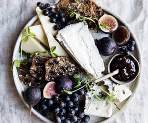 cheese, fig, and appetizers image
