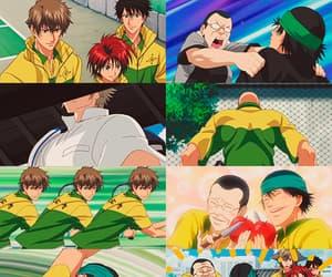 prince of tennis, tenipuri, and tennis no oujisama image