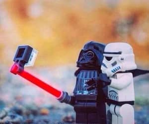 lego, troopers, and vader image