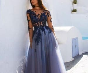 dress, prom dress 2018, and prom dress long image