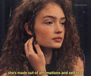 confidence, girl, and goals image