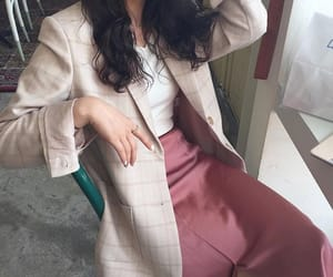 aesthetic, blazer, and formal image
