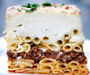 bake, beef, and cheese image
