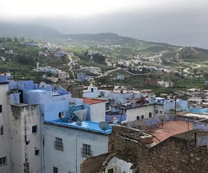 morocco, chaouen, and chefchaouen image